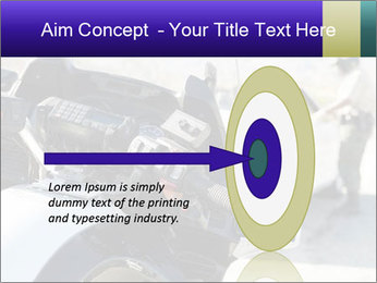 Police Check PowerPoint Template - Slide 83