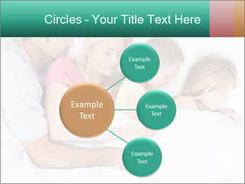 Family Sleeping Together PowerPoint Templates - Slide 79