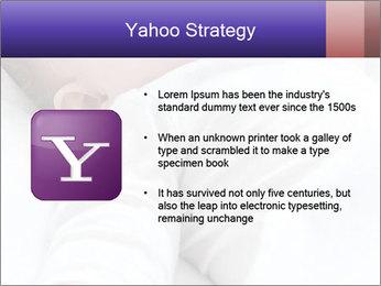 Baby In Sleep PowerPoint Template - Slide 11