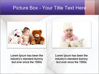 Baby In Sleep PowerPoint Template - Slide 18