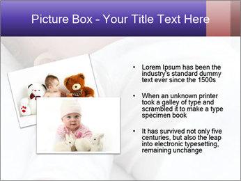 Baby In Sleep PowerPoint Template - Slide 20