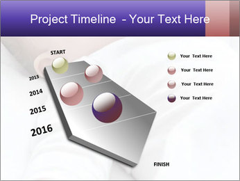 Baby In Sleep PowerPoint Template - Slide 26