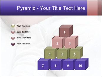Baby In Sleep PowerPoint Template - Slide 31
