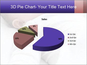 Baby In Sleep PowerPoint Template - Slide 35