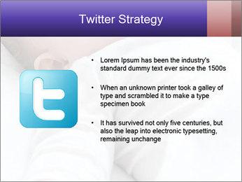 Baby In Sleep PowerPoint Template - Slide 9