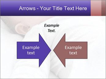 Baby In Sleep PowerPoint Template - Slide 90