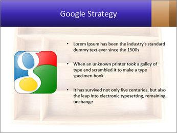 Wooden Book Shelf PowerPoint Template - Slide 10