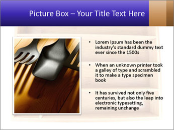 Wooden Book Shelf PowerPoint Templates - Slide 13