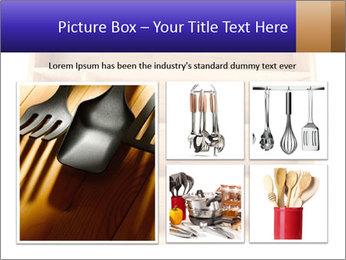 Wooden Book Shelf PowerPoint Template - Slide 19