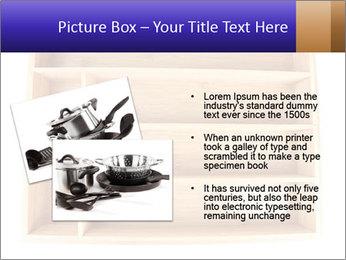 Wooden Book Shelf PowerPoint Template - Slide 20