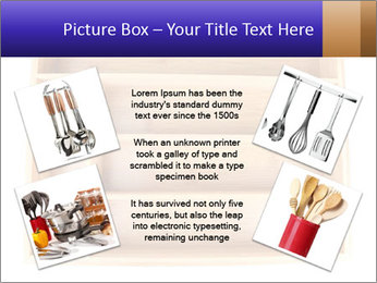 Wooden Book Shelf PowerPoint Templates - Slide 24