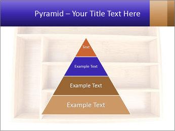 Wooden Book Shelf PowerPoint Template - Slide 30
