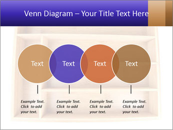 Wooden Book Shelf PowerPoint Templates - Slide 32
