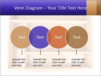 Wooden Book Shelf PowerPoint Template - Slide 32