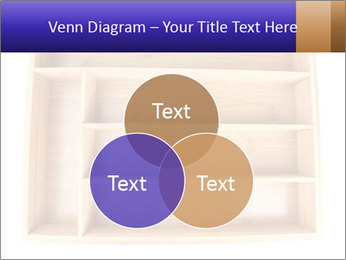 Wooden Book Shelf PowerPoint Templates - Slide 33