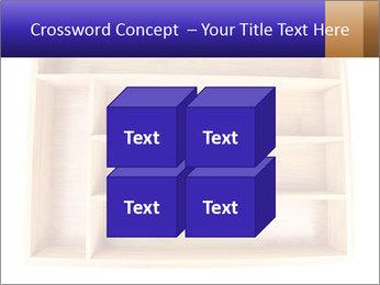Wooden Book Shelf PowerPoint Template - Slide 39
