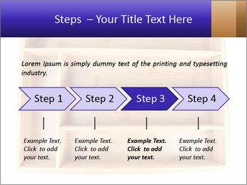 Wooden Book Shelf PowerPoint Template - Slide 4