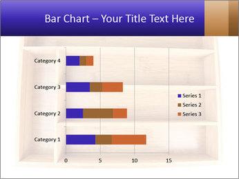 Wooden Book Shelf PowerPoint Template - Slide 52