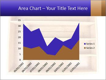 Wooden Book Shelf PowerPoint Template - Slide 53