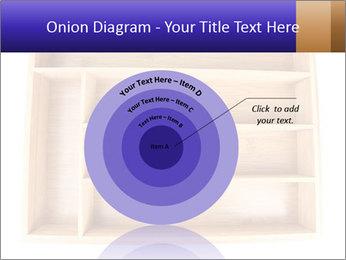 Wooden Book Shelf PowerPoint Template - Slide 61