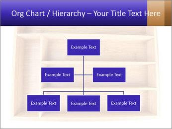 Wooden Book Shelf PowerPoint Template - Slide 66