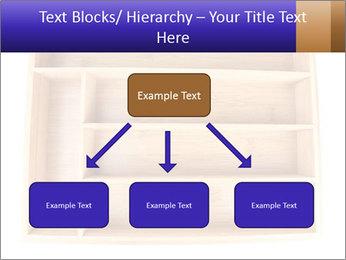 Wooden Book Shelf PowerPoint Template - Slide 69