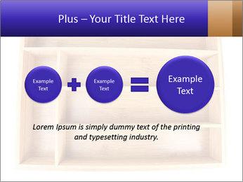Wooden Book Shelf PowerPoint Template - Slide 75
