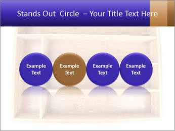 Wooden Book Shelf PowerPoint Template - Slide 76