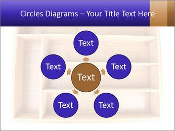 Wooden Book Shelf PowerPoint Template - Slide 78