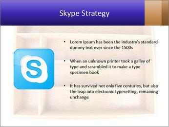 Wooden Book Shelf PowerPoint Template - Slide 8