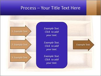 Wooden Book Shelf PowerPoint Template - Slide 85