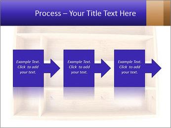 Wooden Book Shelf PowerPoint Template - Slide 88