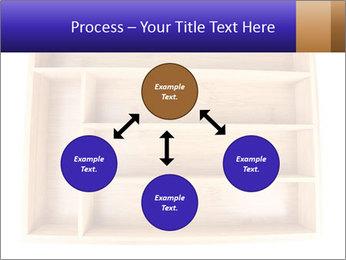 Wooden Book Shelf PowerPoint Template - Slide 91