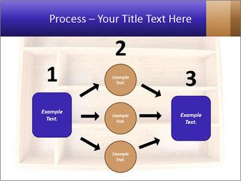Wooden Book Shelf PowerPoint Template - Slide 92