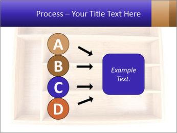 Wooden Book Shelf PowerPoint Template - Slide 94
