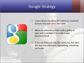 Elegant Old Lady PowerPoint Template - Slide 10