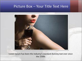 Elegant Old Lady PowerPoint Template - Slide 16
