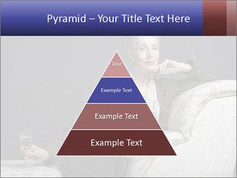 Elegant Old Lady PowerPoint Template - Slide 30