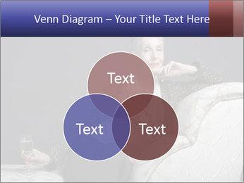 Elegant Old Lady PowerPoint Template - Slide 33