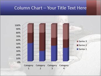 Elegant Old Lady PowerPoint Template - Slide 50