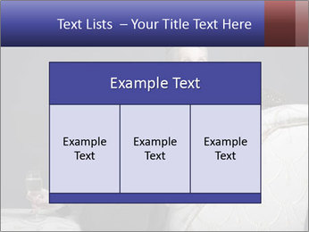 Elegant Old Lady PowerPoint Template - Slide 59
