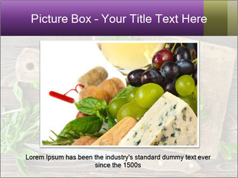 Italian Cheese Wheel PowerPoint Templates - Slide 15