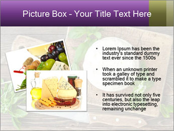 Italian Cheese Wheel PowerPoint Templates - Slide 20