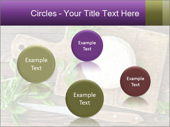 Italian Cheese Wheel PowerPoint Templates - Slide 77