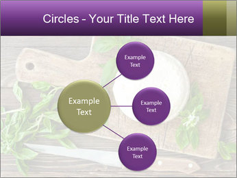 Italian Cheese Wheel PowerPoint Templates - Slide 79