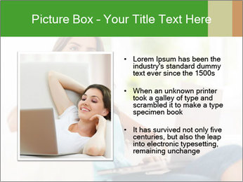 Housewife Freelancer PowerPoint Template - Slide 13