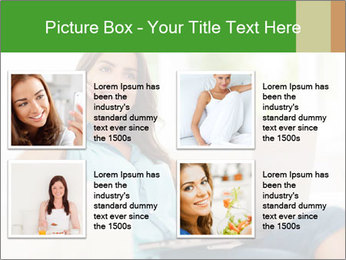 Housewife Freelancer PowerPoint Template - Slide 14