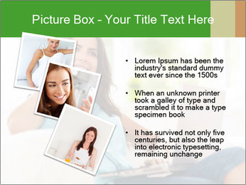 Housewife Freelancer PowerPoint Template - Slide 17