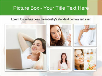 Housewife Freelancer PowerPoint Template - Slide 19