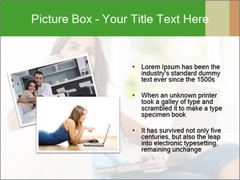 Housewife Freelancer PowerPoint Template - Slide 20